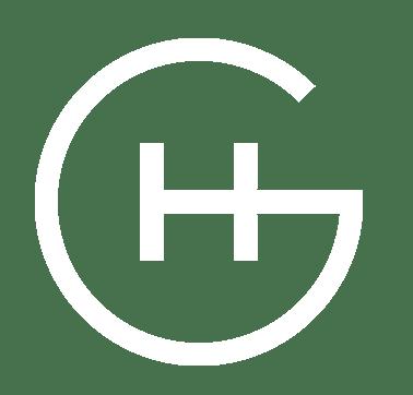 Logo GH Bianco